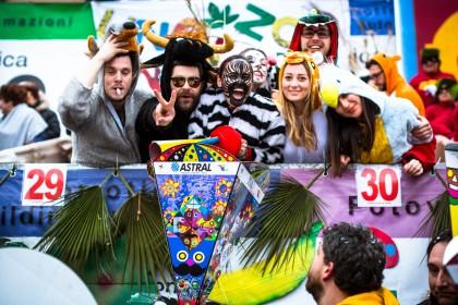 In arrivo le tribune, il Carnevale 2016 pronto ad invadere viale Gramsci