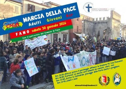 L'Azione Cattolica diocesana sabato è in marcia per la pace