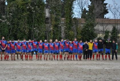 Il cuore non basta: sfuma il sogno serie B per l'Asd Fano Rugby