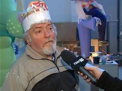 Il Carnevale di Fano in lutto. E' morto Valerio Ferretti