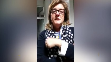 Albergo in fiamme a Pesaro – La dichiarazione del gestore – VIDEO