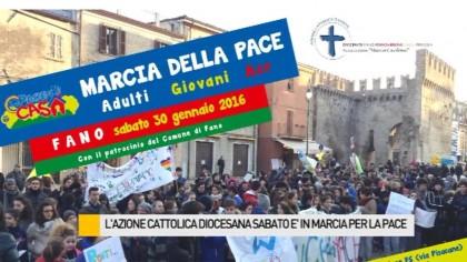 L'Azione Cattolica diocesana in marcia per la pace – VIDEO