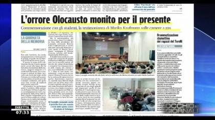 Occhio ai GIORNALI 27/1/2016
