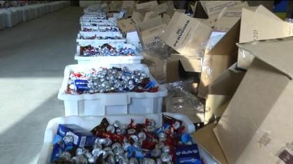 Carnevale di Fano, anche le Winx nel capannone segreto dei dolciumi – VIDEO