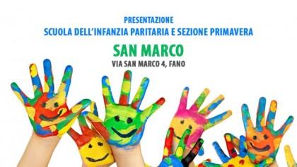 Presentazione scuola dell'infanzia San Marco