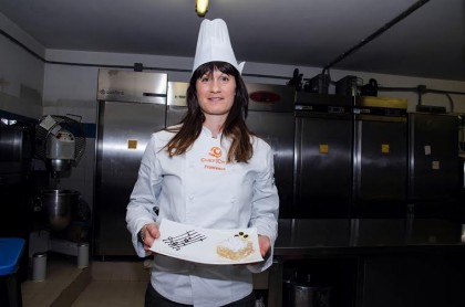 """E' Francesca Tinti la seconda finalista di Chef in the City  """"Cake Edition"""""""