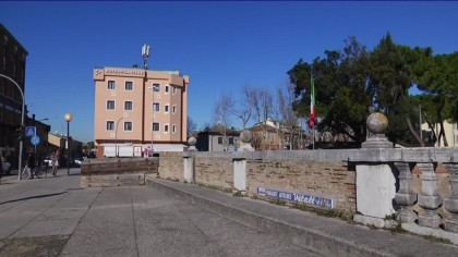 Fano, sabato 12 riapre il belvedere della darsena Borghese