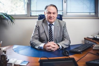 """Claudio Gabellini si racconta nel ciclo di incontri """"I Grandi Imprenditori che danno lustro al territorio"""""""