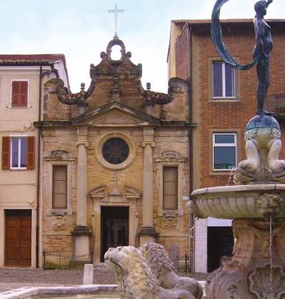 Domenica una visita guidata alla Chiesa di san Silvestro Papa di Fano