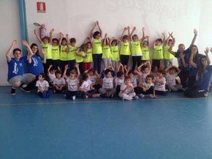 """""""Giocasport"""": conoscere gli sport..giocando. 120 bambini coinvolti"""