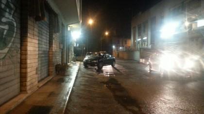 La foto di un parcheggio anarchico a prova di morte