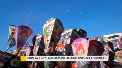 Carnevale 2017, ecco le novità annunciate da Cecchini – VIDEO