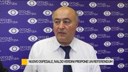 Nuovo ospedale, l'ex sindaco di Cartoceto Verdini propone un referendum – VIDEO