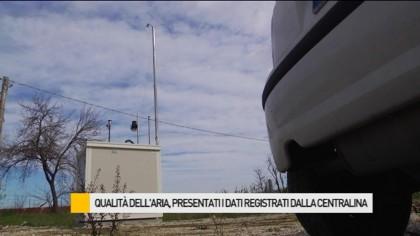Qualità dell'aria nella zona industriale di Bellocchi, presentati i primi dati – VIDEO