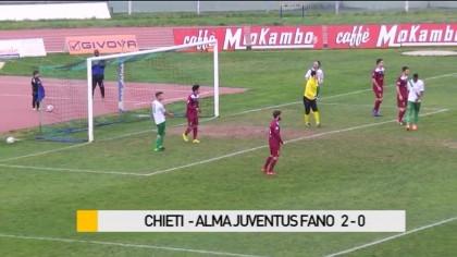 Chieti – Alma Juventus Fano   2-0 – VIDEO