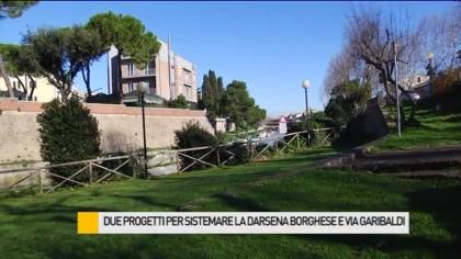 Due progetti per sistemare  la Darsena Borghese  e via Garibaldi – VIDEO