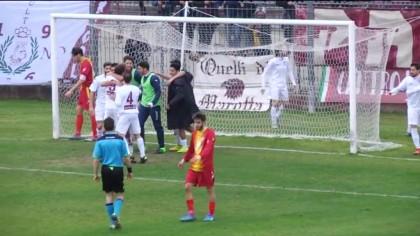 Alma Juventus Fano  –  Amiternina  1 – 0  – VIDEO