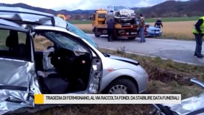 Tragedia di Fermignano, al via raccolta fondi. Da stabilire la data dei funerali delle bambine – VIDEO
