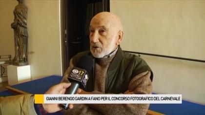 Gianni Berengo Gardin a Fano per il concorso fotografico del Carnevale – VIDEO