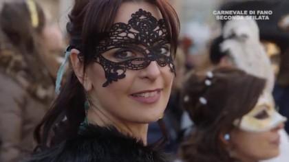 Carnevale di Fano 2016 – Seconda Sfilata – 1°parte