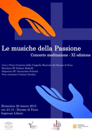 Pasqua, concerto meditazione con la Cappella Musicale del Duomo di Fano