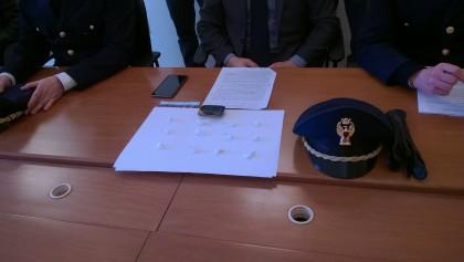 Polizia arresta giovane spacciatore nel centro di Urbino