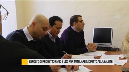 Sanità, esposto di Progetto Fano e UDC – VIDEO