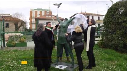Festa della Donna, Soroptimist dona una scultura alla città di Fano – VIDEO