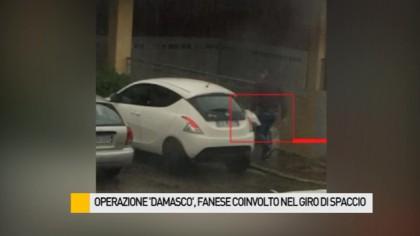 """Operazione """"Damasco"""", fanese coinvolto nello spaccio di droga – VIDEO"""