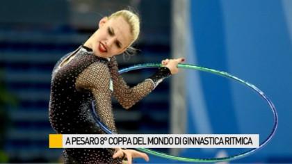 A Pesaro 8° Coppa del Mondo di Ginnastica Ritmica – VIDEO