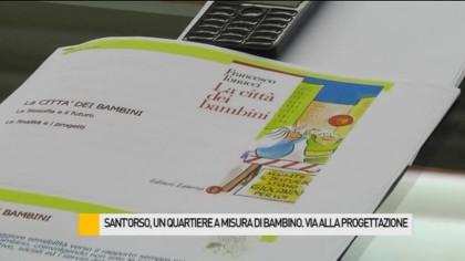 Sant'Orso sarà un quartiere a misura di bambino – VIDEO