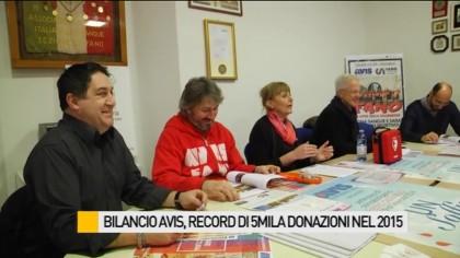 L'Avis Fano chiude il bilancio 2015 con quasi 5mila donazioni – VIDEO