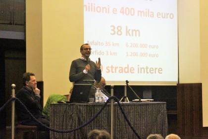 Ricci: «2mln per una nuova scuola e 2mln per 100 interventi di manutenzione»