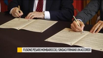 Fusione Pesaro – Mombaroccio, i sindaci firmano un accordo – VIDEO