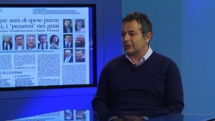 'Spese pazze' in Regione, Zaffini chiarisce la sua posizione – VIDEO
