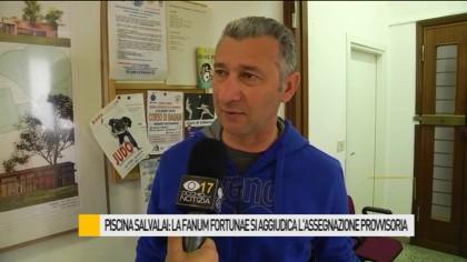 Piscina Salvalai: La Fanum Fortunae si aggiudica l'assegnazione provvisoria – VIDEO