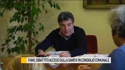 Fano, dibattito acceso sulla sanità in Consiglio comunale – VIDEO