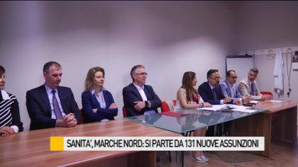 Marche Nord: si parte da 131 nuove assunzioni – VIDEO