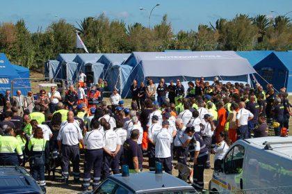 Il C.B. Club Mattei in Piemonte e Malta per una esercitazione nazionale
