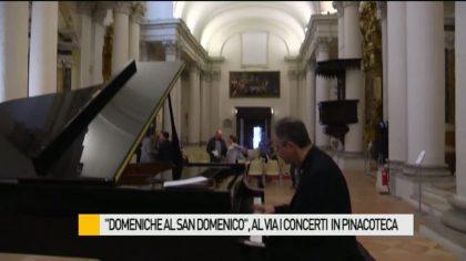 """""""Domeniche al San Domenico"""", al via i concerti nella Pinacoteca di Fano – VIDEO"""