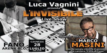 Masini e Vagnini sul palco della BCC Arena per un grande live show