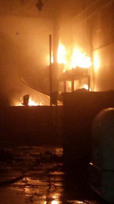 """Incendio Profilglass, il punto del M5S: """"Precarietà lavorativa, ambientale e della sicurezza"""""""