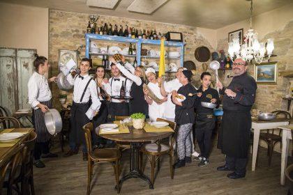 """L'Osteria dalla Peppa riceverà il """"Premio Nazionale Buona Cucina"""""""