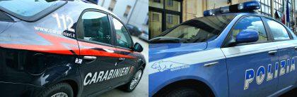 Due arresti nell'Urbinate per estorsione e spaccio droga