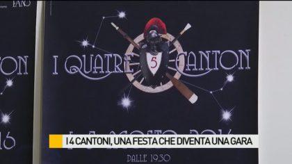 I 4 Cantoni, una festa che diventa una gara – VIDEO