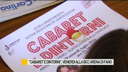 Festival della Comicità, venerdì alla BCC Arena di Fano – VIDEO