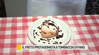 Preparati 1500 gelati fritti alla Festa di Tombaccia a Fano – VIDEO