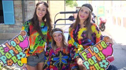 Flower Party 2016, il Lido di Fano sarà invaso dal revival degli anni '70  – VIDEO