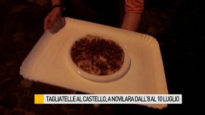 """""""Tagliatelle al Castello"""", a Novilara dall'8 al 10 luglio – VIDEO"""