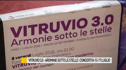 """""""Vitruvio 3.0 – Armonie sotto le stelle"""": concerti 8-13-17 luglio – VIDEO"""